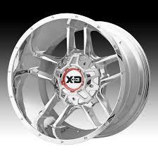 100 Xd Truck Wheels KMC XD Series XD839 Clamp Chrome Custom Rims XD Series By