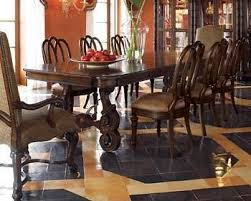 thomasville furniture ernest hemingway anselmo rectangular dining