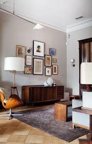 log in wohnen wohnzimmer modern schöner wohnen