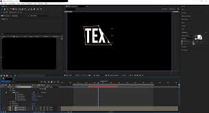 Mask Not Working At All In 3D Text Adobe After Effects