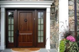 Front Door Side Panel Curtains by Front Door Treatments Door Curtain Panels For Front Doors Door