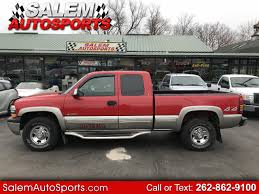 100 2000 Chevy Truck For Sale Used Chevrolet Silverado 2500 For In Trevor WI 53179