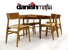 Modern Dining Room Sets Canada by Danish Modern Dining Room Chairs Alliancemv Com