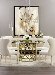 Dining Room Table Decorating Ideas by Best 25 Glass Dining Table Ideas On Pinterest Glass Dinning