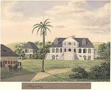 The Hogensborg Estate On Sankt Croix 1833