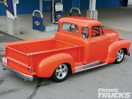 100 52 Chevy Truck 5 Window Pickupss Pinterest S