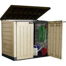 Keter Storage Shed Shelves by Garden Tool Storage Shed Home Outdoor Decoration