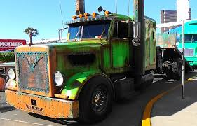 Welderup Rat Rod Peterbilt