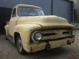 Ford F100 1953 Pick Up Truck Barn Fresh Project Very Rust Free ... 1953 Ford F250 For Sale On Classiccarscom F100 Home Mid Fifty Parts Ford Pickup 79278 Pickup For Selling 54 At 8pm If You Want It Come Muscle Car Ranch Like No Other Place On Earth Classic Antique Truck Grilles Hot Rod Network Mercury Mseries Wikipedia Cc984257 Used Big Block V8 4x4 Ps Pb Air Venice Fl