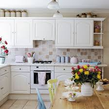 Kitchen Vintage Country Home Decorating Ideas