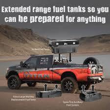 100 Auxiliary Fuel Tanks For Pickup Trucks Titan Tank Extended Range Titanfueltank