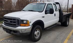 100 1999 Ford Truck F350 Super Duty SuperCab Pickup Truck Item DB949
