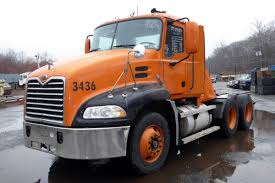 100 Day Cab Trucks For Sale 2005 Mack CX613 Tandem Axle Tractor For Sale By