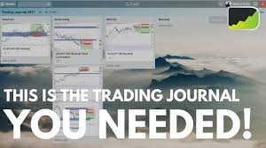 Sink Or Swim Trading by Options Trading Journal Software