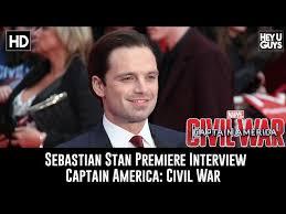 Captain America Civil War Premiere Interviews Robert Downey Jr Tom Holland More