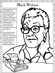 Black History Month Art Galleries In Inventors Coloring Pages