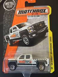 100 Chevy Silverado Toy Truck Matchbox 14 1500 Car Die Cast And Hot Wheels