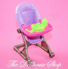 New Fisher Price Loving Family Dollhouse Baby Doll Highchair Feeding ... Pepperonz Set Of 8 New Born Baby Dolls Toy Assorted 5 Mini American Plastic Toys My Very Own Nursery Doll Crib Walmart Com You Me Wooden Highchair R Us Lex Got Vintage 1950s Amsco Metal Pink With Original High Chair Best Wallpaper Jonotoys Baby Doll High Chair 14 Cm Blue Internettoys Dressups Jeronimo For Sale In Johannesburg Id Handmade Primitive Wood 1940s Folk Art Preloved Stroller And Babies Kids Shop Jc Toys Online Dubai Abu Dhabi All Uae That Attaches To Table Home Decoration