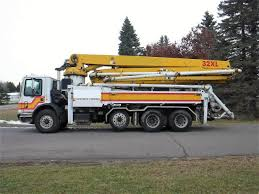 100 Concrete Pump Truck Rental Preowned S Schwing CPR