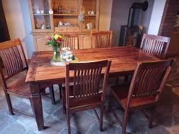 esszimmer garnitur tisch 6 stühle kolonialstil