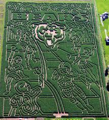 Pumpkin Patch Near Lincoln Il by Making The World U0027s Largest Corn Maze At Richardson Adventure Farm