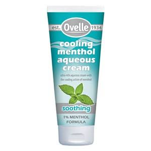 Ovelle Cooling Menthol Aqueous Cream 250ml