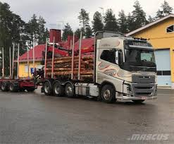 100 Used Log Trucks For Sale Volvo FH16 Logging Trucks Year 2016 Price 133839 For Sale