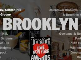 Brunch In Bed Stuy by Time Out Love New York Awards 2014 Bed Stuy Clinton Hill U0026 Fort