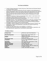 Etl Testing Resume Points – Salumguilher.me