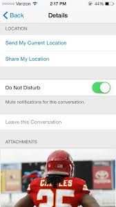 How to Silence Notifications for Specific Message Threads in iOS 8