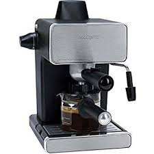 Mr Coffee BVMC ECM260 RB 1 Steam Espresso And Cappuccino Maker