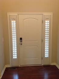 Front Door Sidelight Curtain Rods by Interesting Side Window Curtains And Top 25 Best Sidelight