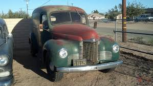 100 Panel Trucks 1948 International Harvester IHC KB2 34 Ton Truck