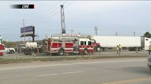 Worker Electrocuted After Truck Hits Power Line Near I-44 In ...