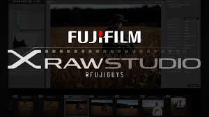 100 Fuji Studio Guys FUJIFILM X Raw Walkthrough