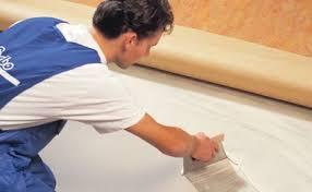 Marmoleum Sheet Flooring