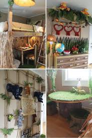 Boys Bedroom Jungle Themed Wow Too Cute