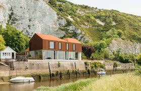100 River Side House Property Of The Week A Modern Country House In East Sussex UK