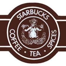 Starbucks Logo The Split Tailed Sea Goddess Mother Of All Life