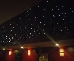 Fiber Optic Ceiling Lighting Home Depot by Fiber Optic Panel Star Ceiling 10 Steps With Pictures