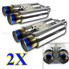 FOR JEEP!2X USA N1 STYLE SPORT DEEP TONE RACE DUAL EXHAUST MUFFLER+ ... 1x Kdm High Flow Na N1 Style Deep Loud Chrome Exhaust Muffler Loud Muffler For Gmc Sierra Best Truck Resource Flowmaster Comparison Guide Sound Clips Reviews Performance Exhaust Systems Mufflers Headers Catback For Jeep2x Usa Sport Tone Race Dual Ask Lh Are Noise Rules Different Cars And Motorcycles The F150online Forums Letter Put Mufflers Back On Loud Vehicles Maple Ridge News 2016 Challenger Sxt Gets Delete Youtube Amazoncom Motorcycle Slip System With Fit Boise Police To Crack Down Vehicle Fun Shut Up Idaho Do Pipes Really Save Lives Howstuffworks