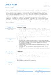 Construction Manager - Resume Samples And Templates | VisualCV Free Resume Templates Cstruction Laborer Structural Engineer Mplates 2019 Download Worker Sample Guide 20 Examples Example And Writing Tips 11 Amazing Livecareer 030 Project Manager Template Word Cstruction Resume Mplate Sample Skills Put Cover Letter For Managers In Management