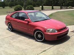 1998 Honda Civic Si news reviews msrp ratings with amazing images