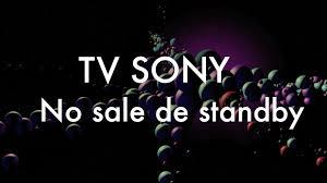 Sony Wega Lamp Kdf 50we655 by Tv Sony No Sale De Standby Youtube