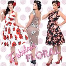 500 Vintage Style Dresses For Sale