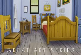 femmeonamissionsims — Bedroom in Arles Vincent Van Gogh 1888 89