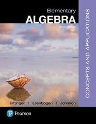 Elementary Algebra Concepts And Applications Plus MyLab Math Title Specific Access Card Package 10th Edition