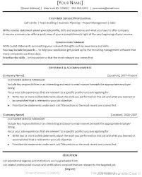 Example Of Resume Title Examples For Human Resources How To Write A Best