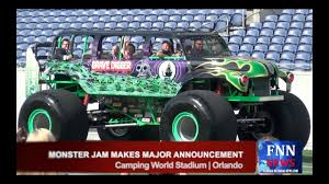 100 Truck World Orlando Monster Jams Finals Are Coming To 20192020 FNN
