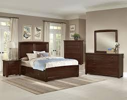 Vaughan Bassett Transitions Queen Bedroom Group Colder s